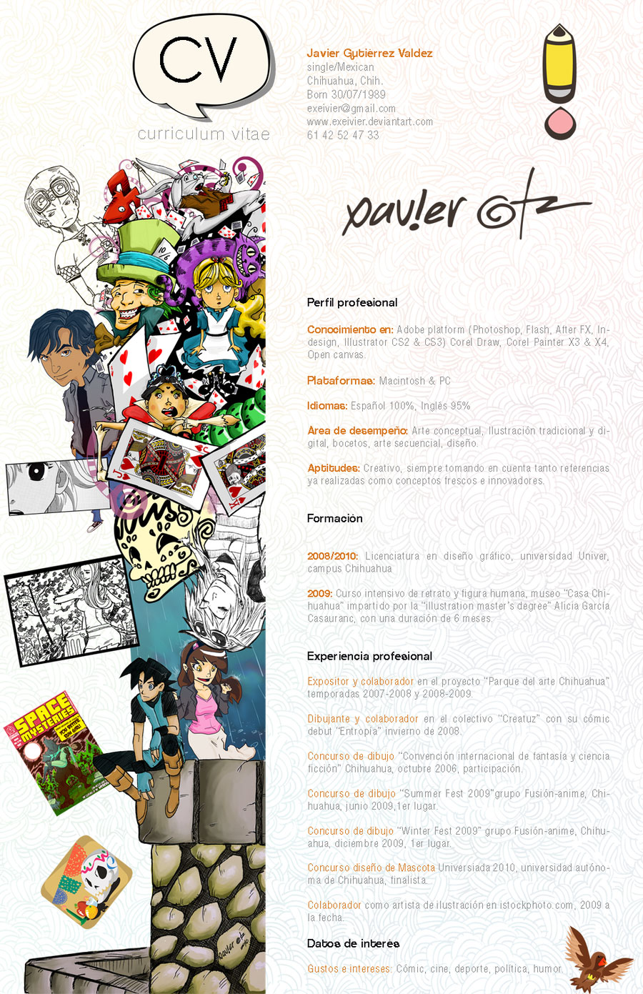 Nice_Resume_by_Exeivier