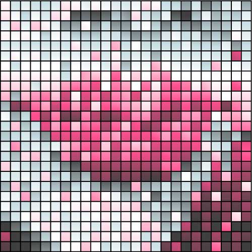 labios_mosaico_vector
