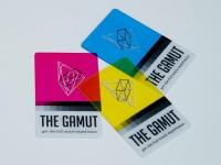 Ingeniosas tarjetas de presentación con fondo transparente
